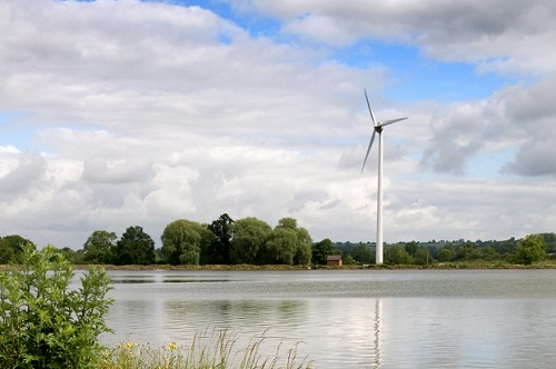 Boddington turbine